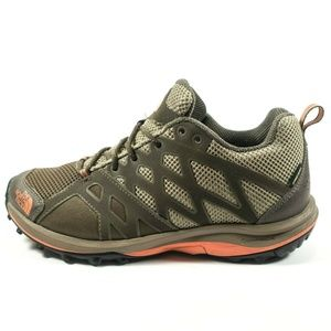 North Face Waterproof Trail Hiking Running Shoes